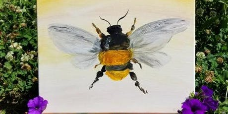 Let it Bee - Nonprofit Paint Night tickets