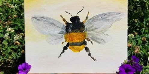 Let it Bee - Nonprofit Paint Night