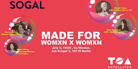 Made for Womxn by Womxn Tickets