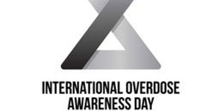 International Overdose Awareness Day tickets
