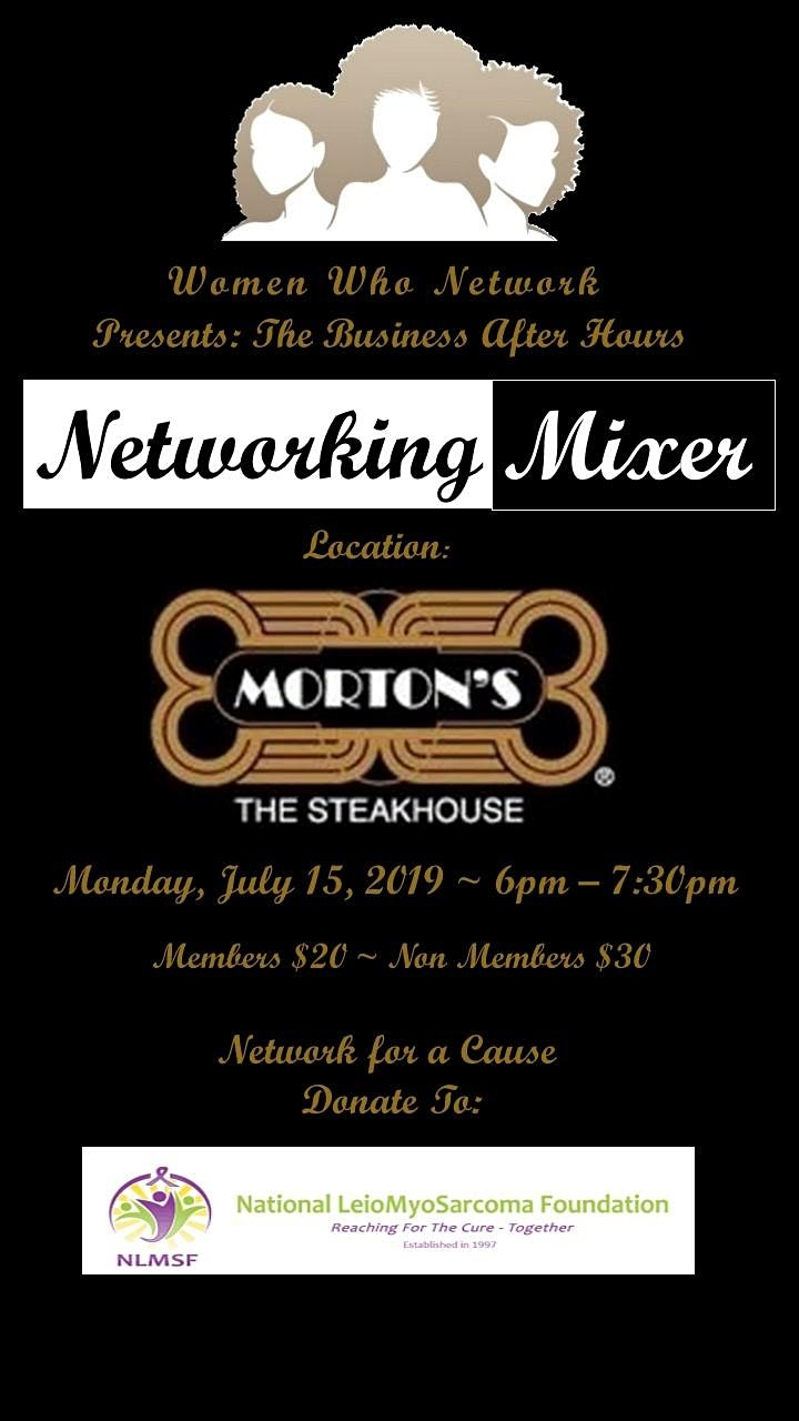 NETWORKING MIXER image
