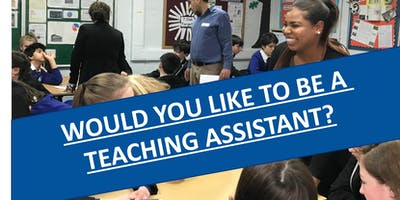 REGISTER YOUR INTEREST IN OUR TEACHING ASSISTANT TRAINING AT GREY COURT SCHOOL