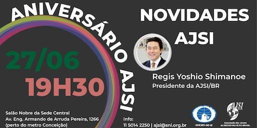 Comemoração Aniversário AJSI/BR