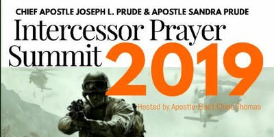 Intercessor Prayer Summit 2018