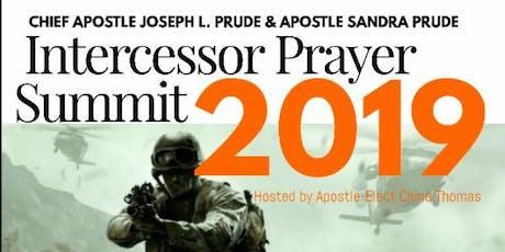 Intercessor Prayer Summit 2018 tickets