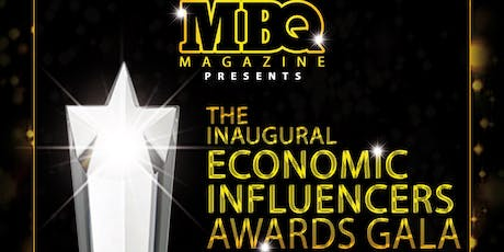 MBQ MAGAZINE ECONOMIC INFLUENCER AWARDS  tickets