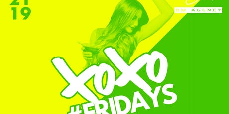 XoXo Fridays tickets