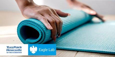 TusPark Newcastle - Barclays Eagle Lab - Yoga tickets