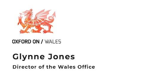 Glynne Jones, Director of the Wales Office