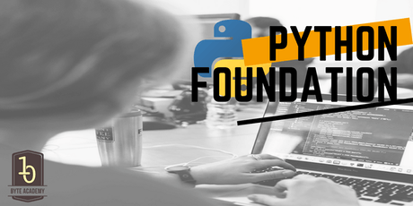 Python Foundation: Intro To Python Programming Workshop, For Beginners  tickets