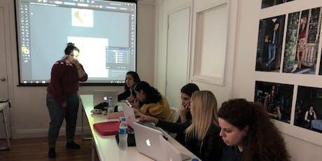 Charla Abierta Laboratorio de Imágenes de Redes Sociales  2019 entradas