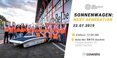 Sonnenwagen: Next Generation