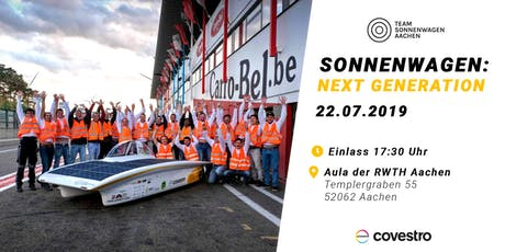 Sonnenwagen: Next Generation Tickets
