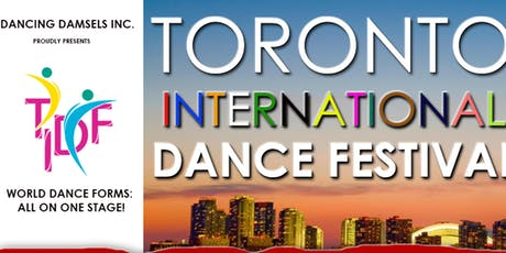 TIDF 2019: WORKSHOP #1 - CARIBBEAN DANCE I DEMO (FREE) tickets