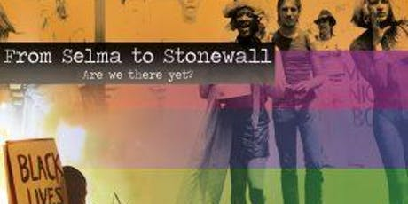 """Film Screening: """"From Selma to Stonewall"""" tickets"""