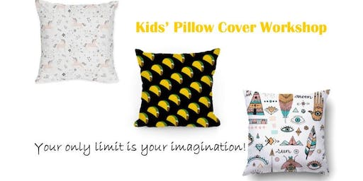 Youth Workshop - Embellished Pillows