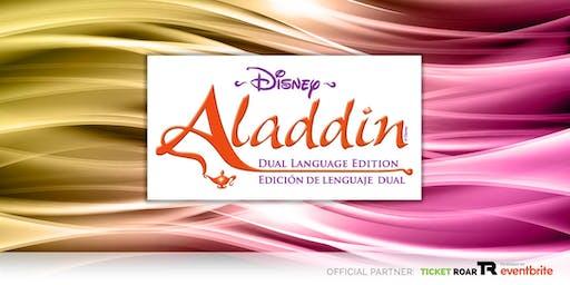 Austin ISD PAC - Aladdin: Dual Language Edition 07.25