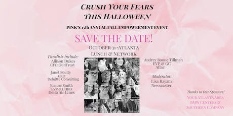 PINK's 15th Annual Fall Empowerment Event tickets