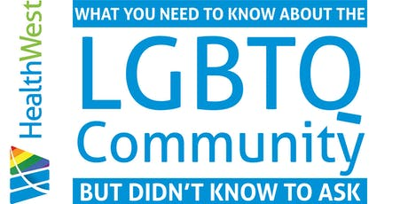 What You Need To Know About The LGBTQ Community But Didn't Know To Ask tickets