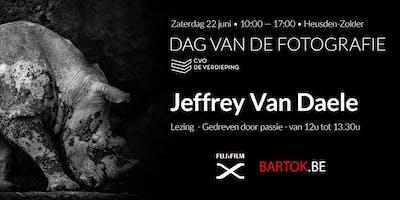 Lezing - Jeffrey Van Daele - Gedreven door passie