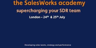 SalesWorks Academy - Supercharging your SDR team