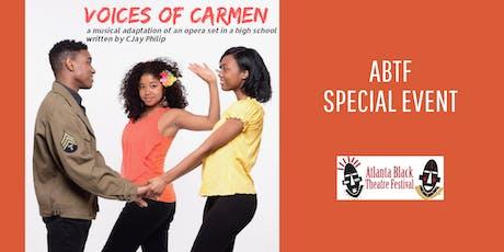 Atlanta Black Theatre Festival - Dance & BMore's Voices of Carmen tickets