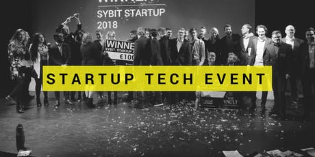 Startup Tech Event 2019 tickets