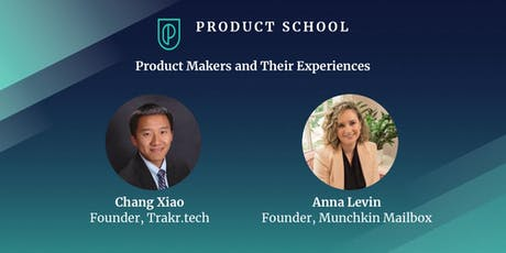 Product Makers and Their Experiences tickets