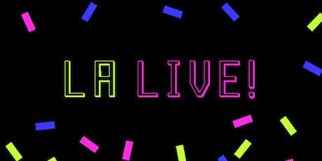 LA LIVE! tickets