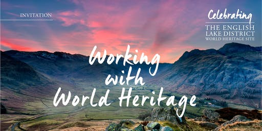 Working with the English Lake District World Heritage Site