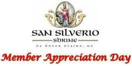San Silverio Shrine Annual Membership Day Celebration tickets