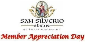 San Silverio Shrine Annual Membership Day Celebration