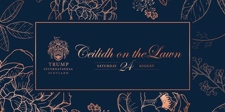 Ceilidh on the Lawn tickets