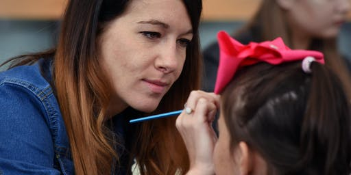 Practical Face painting skills workshop (for Nottingham City Homes residents and members of community groups who support our residents)