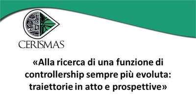 CERISMAS - WORKSHOP - Il controller come business partner