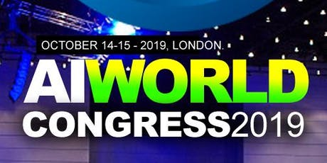IoT AI WORLD CONGRESS 2019 tickets