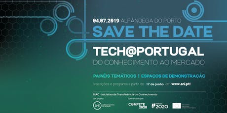 TECH@PORTUGAL bilhetes