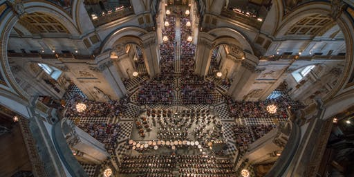 Cancer Research UK's Carol Concert
