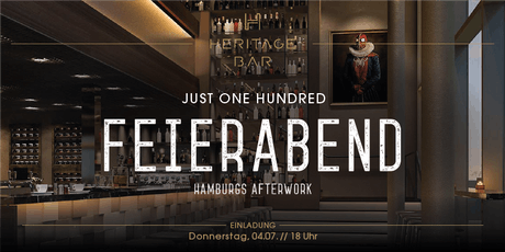 FEIERABEND - JUST ONE HUNDRED Tickets