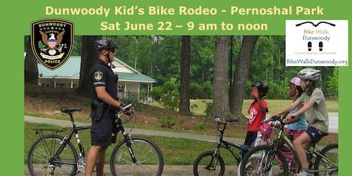 Children's Bike Rodeo