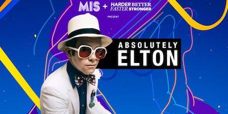 Absolutely Elton: A 70's Elton John Night tickets