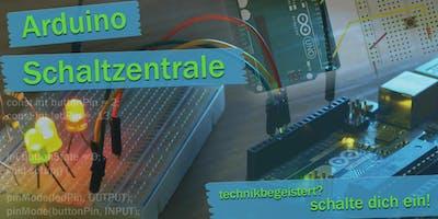FabLabKids: Arduino-Schaltzentrale