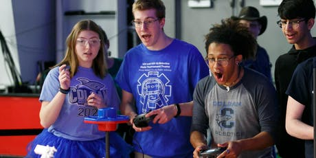 2019 Arlington County Fair Robotics Registration tickets