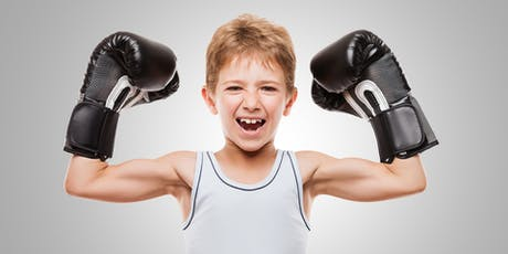 KICKBOXING FOR KIDS - 4 CLASSES  tickets