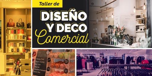 Diseño y Deco Comercial. Momentos Creativos julio 2019