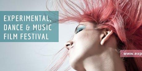 (FREE) Experimental/Dance Short Film Festival. Thur. June 27th. 7pm. tickets