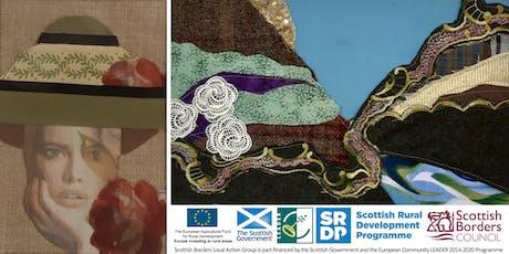 Textiles Artists: Multi-Media Appliqué tickets
