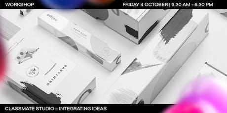 Workshop   Classmate Studio x Graphic Days Torino tickets