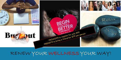 Wellness Recovery Action Planning (WRAP) - PRIORITIZE YOU!