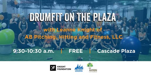 DrumFIT on the Plaza